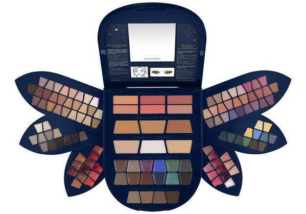 Palette maquillage Sephora Once Upon a Time 130 couleurs