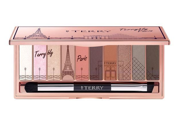Palette nude, By Terry