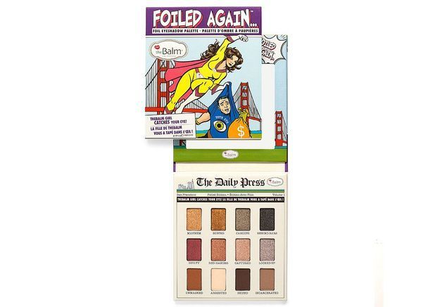 Palette nude, The Balm