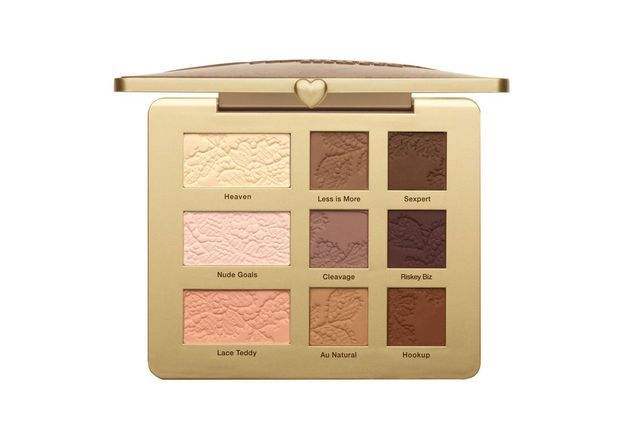 Palette nude, Too Faced