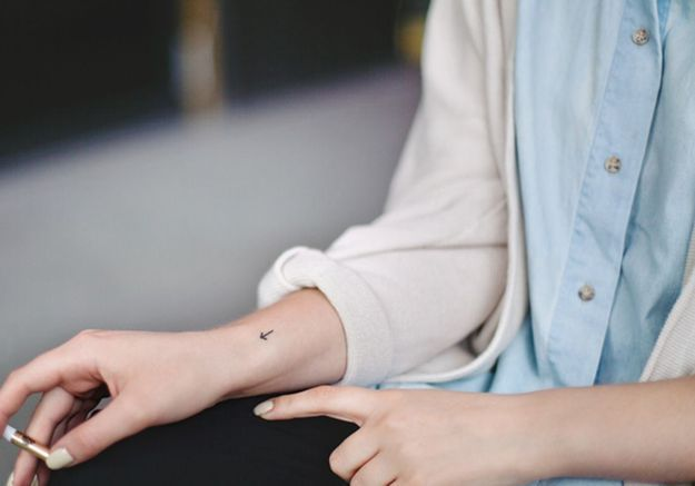 Petit Tatouage Notre Selection De Tatouages Discrets Elle