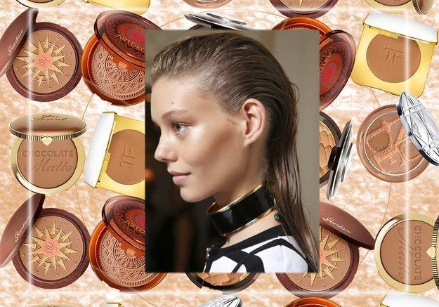 11 poudres bronzantes pour un teint « sun kissed »