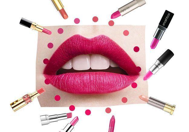 15 rouges à lèvres roses pour une bouche bonbon