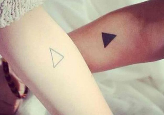 Tatouage pour soeurs