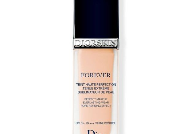 1 - Fond de teint Diorskin Forever - Dior