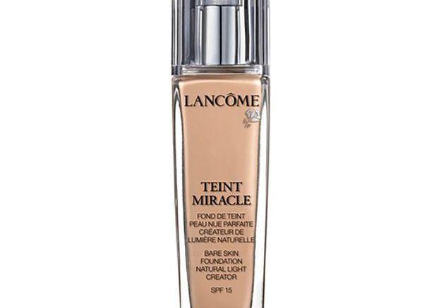 4 - Fond de teint Teint Miracle Lancôme
