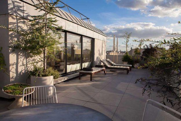 #ELLEBeautySpot : le nouveau spot bien-être pour se détendre au 7e ciel