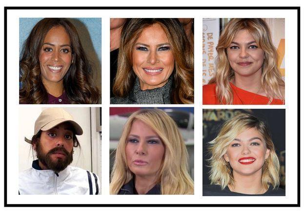 Avant / après : voici les changements de tête les plus radicaux de 2018