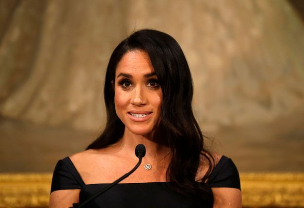 Meghan Markle et son brushing hollywoodien
