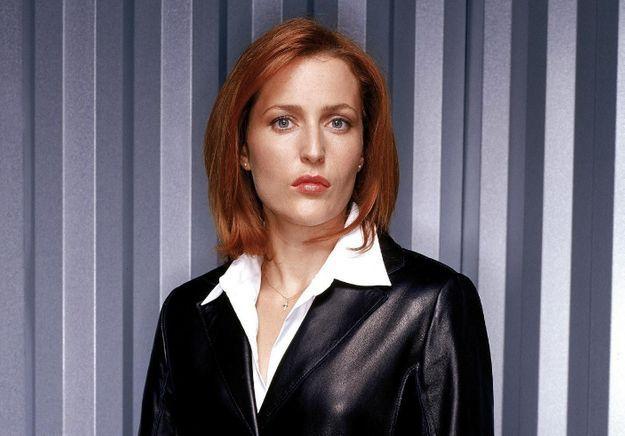 #PrêtàLiker : pour « X-Files », Gillian Anderson redevient rousse