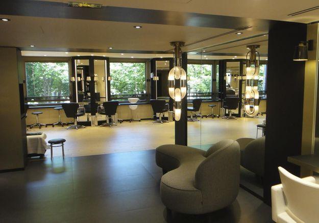 #ELLEBeautySpot : le salon de Patrick Alès