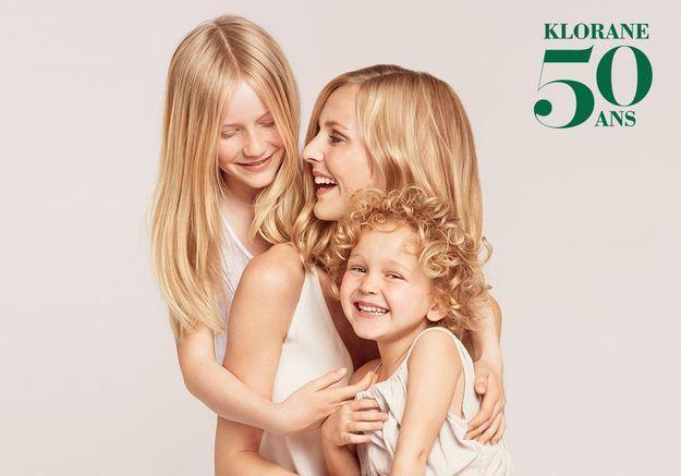 Votre portrait de famille dans le magazine ELLE