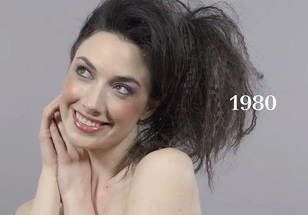 Prêt-à-liker : 100 ans de tendances beauté en 1 minute