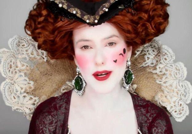 #PrêtàLiker: Le meilleur et le pire de l'histoire du maquillage par Lisa Eldridge