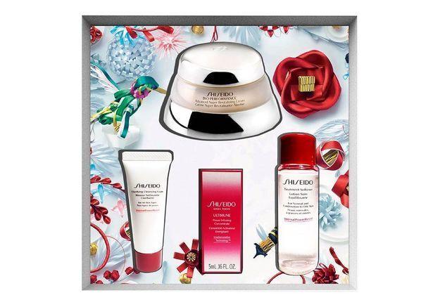 Coffret bio-performance, Shiseido