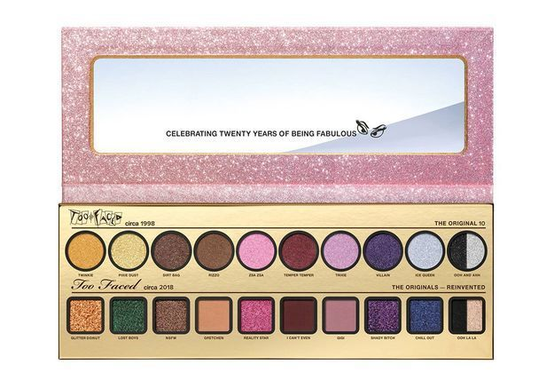 Palette fard à paupières Then & Now, Too Faced