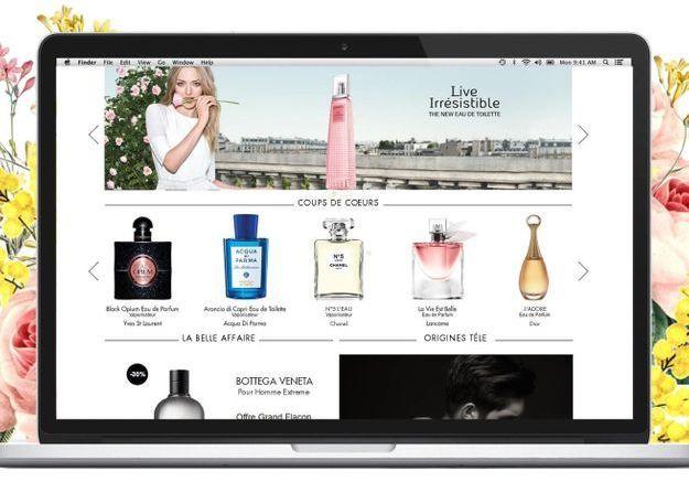 ELLEBeauty(web)Spot : Origines Parfums, le site où shopper ses produits de beauté moins cher