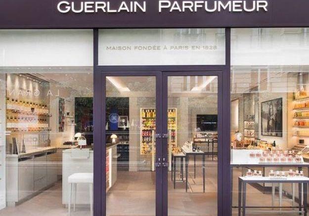 #ELLEBeautySpot : la nouvelle boutique Guerlain Parfumeur à Paris