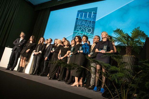 Les lauréats des ELLE Beauty Awards 2019
