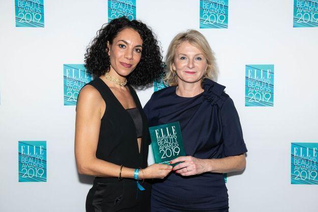 Vania Lacascade et Julie Audouin Urdangaray (Lancôme)