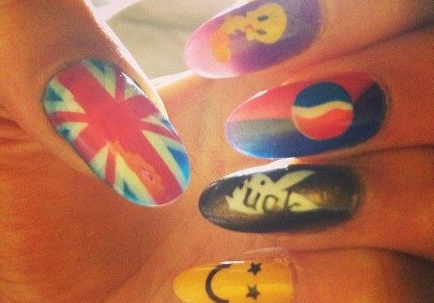 Titi, Pepsi et Royaume-Uni pour Rita Ora