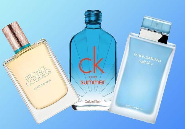 10 parfums qui prolongent les vacances