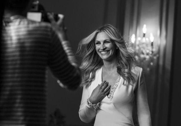 La Vie est Belle : les coulisses de la nouvelle campagne événement avec Julia Roberts