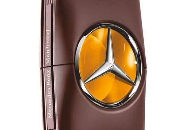 Parfum homme Man Private, Mercedes Benz