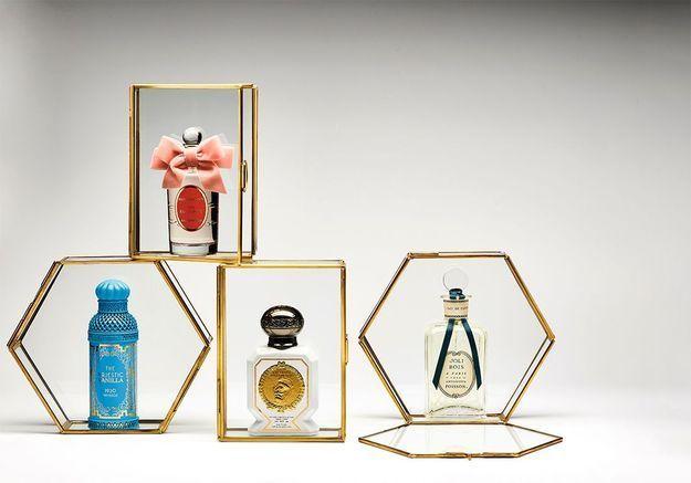 Parfums : rétro ou modernistes ?