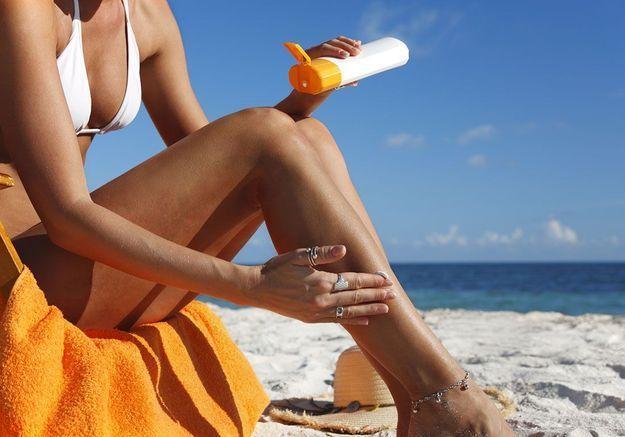 Le piège après 40 ans : se protéger du soleil juste à la plage