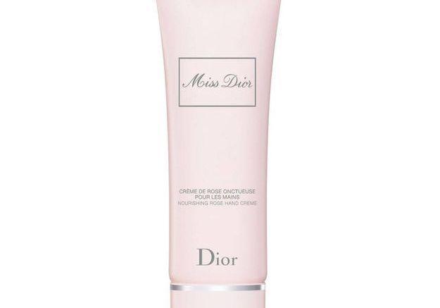 Crème pour les mains, Dior