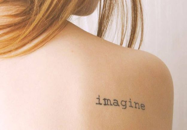 On vous a inspiré des idées de tatouages…