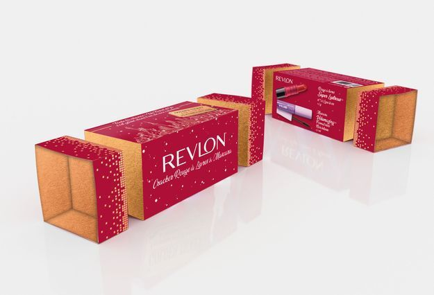 Crackers beauté, Revlon