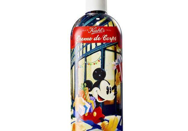 Crème pour le corps, Disney x Kiehl's, 500 ml, 49€