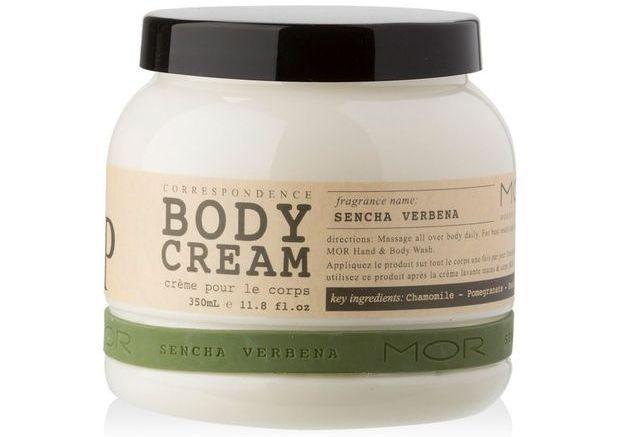 Crème pour le corps Verveine Sencha, 17,90€