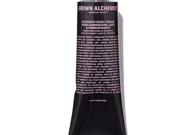Intensive Body Cream Rose de Damas et Grenade, Grown Alchemist, 24€