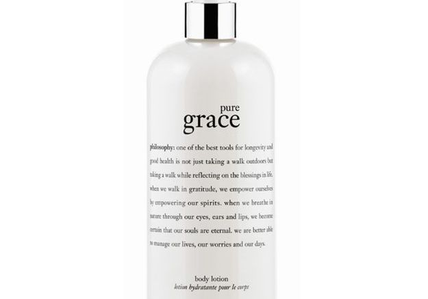 Lait pour le corps Pure Grace, Philosophy, 37,90€