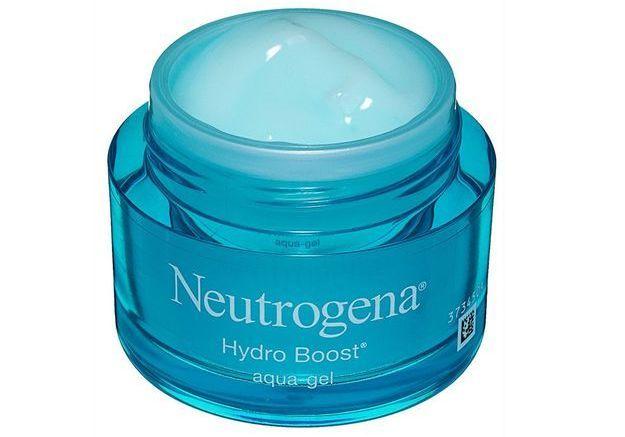 Hydro Boost, Aqua Gel, Soin Hydratant Texture Riche, Neutrogena, 50 ml, 12,50 €