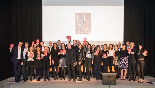 Les lauréats des ELLE International Beauty Awards 2016