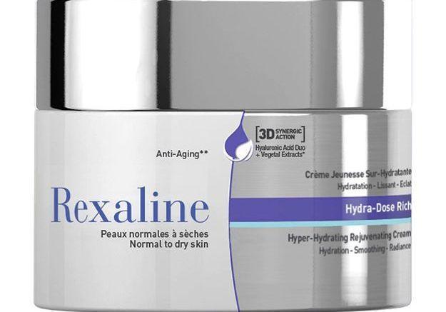Crème Riche Jeunesse Sur-Hydratante, Rexaline