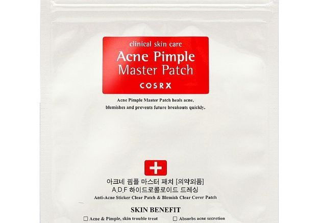 Patch beauté anti imperfection, COSRX