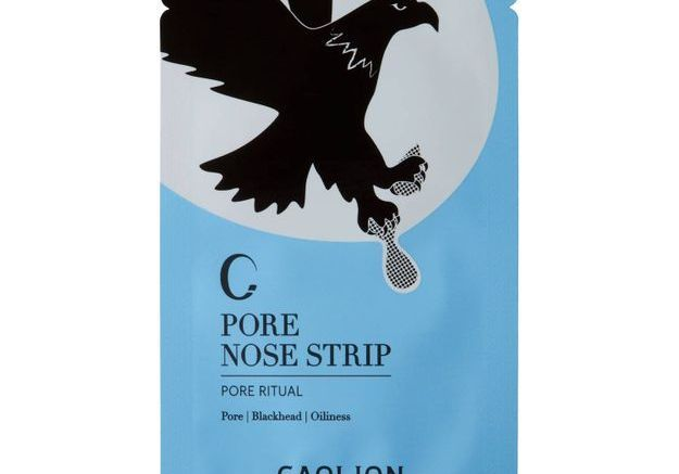 Patch beauté purifiant nez, Caolion