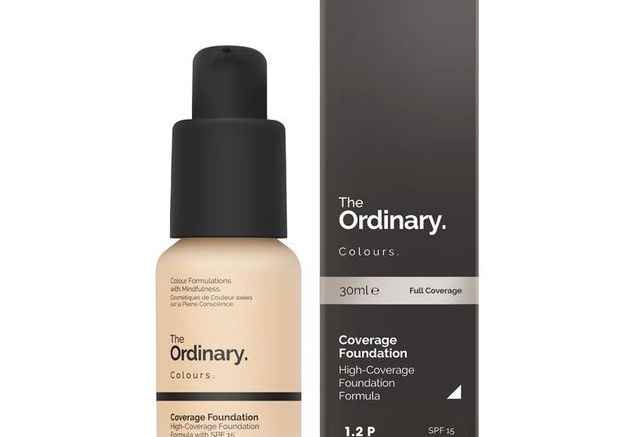 Fond de teint, The Ordinary