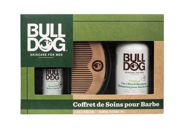 Coffret de Soins pour la barbe de Bulldog Skincare for Men