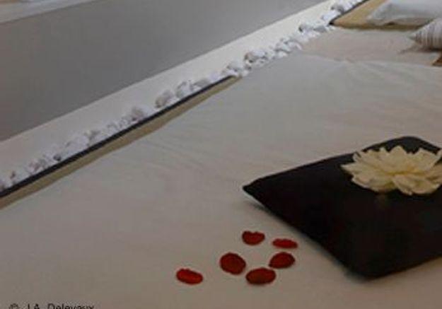 Foie gras et jacuzzi