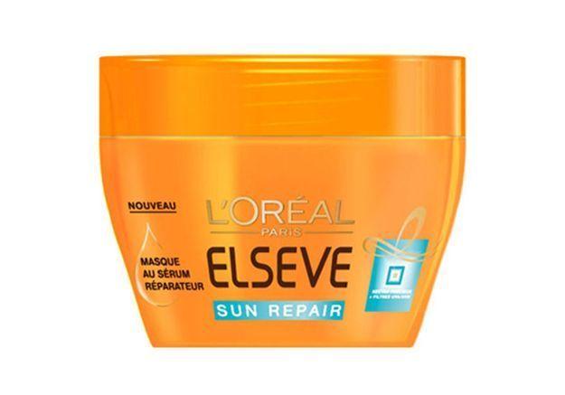 L'Oréal, Masque Elseve Sun Repair, 6,70 €,