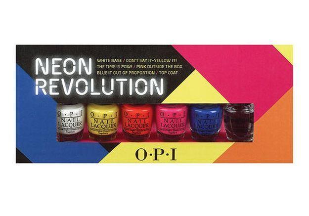 Mini-Kit Neon Revolution, O.P.I., 20 €