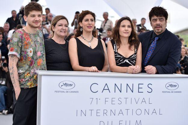 Kantemir Balagov, Julie Huntsinger, Annemarie Jacir, Virginie Ledoyen et Benicio Del Toro