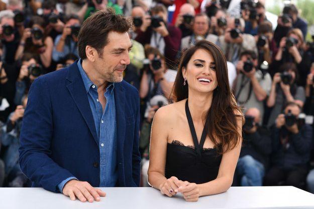 Javier Bardem et Penélope Cruz, un couple fou d'amour