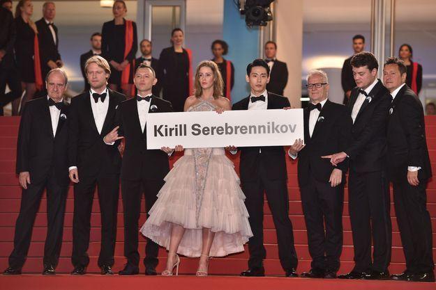 Le casting du film « Leto »
